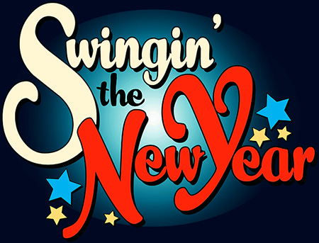 Swingin' the New Year...Grand New Year's Eve Celebration at St. Petersburg Coliseum, Tampa Bay Florida, All Ages Swing Dance with live music!